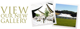 View Our Marquees for Hire